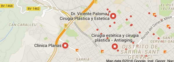 Clínicas cirugía estética Barcelona