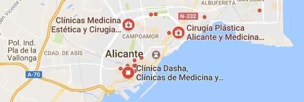 Cirugía plástica Alicante