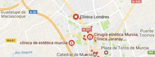 Clínicas cirugía Estética Murcia